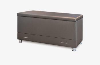 Ankleidebank Kombi mit Schublade